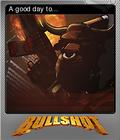 Bullshot Foil 1
