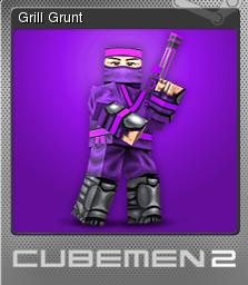 Cubemen 2 Foil 1