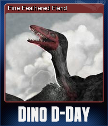Dino D-Day Card 4