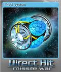 Direct Hit Missile War Foil 6