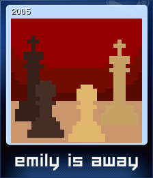 Emily is Away Card 4