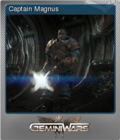 Gemini Wars Foil 4