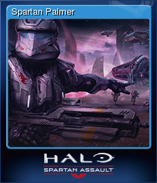 Halo Spartan Assault Card 5