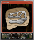 Journey To The Center Of The Earth Foil 4