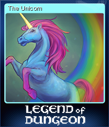 Legend of Dungeon Card 6
