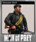 Man Of Prey Foil 5