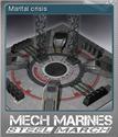 Mech Marines Steel March Foil 3