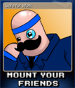 Mount Your Friends Card 05