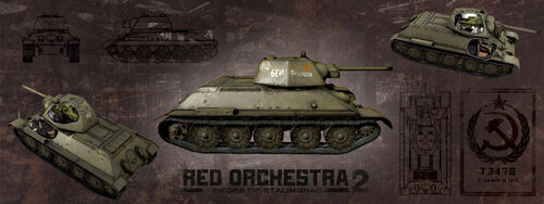 Rising Storm Red Orchestra 2 Multiplayer Artwork 2