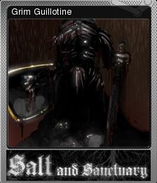 Salt and Sanctuary Foil 4