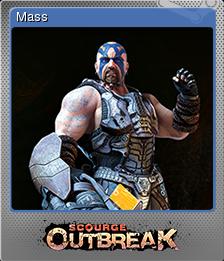 Scourge Outbreak Card 03 Foil