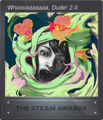 Steam Awards 2017 Card 11