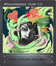 Steam Awards 2017 Card 11
