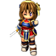 The Legend of Heroes Trails in the Sky SC Badge 2