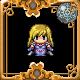 A Princess' Tale Badge Foil