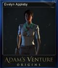 Adam's Venture Origins Card 4