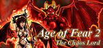 Age of Fear 2 The Chaos Lord Logo