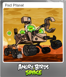 Angry Birds Space Foil 5