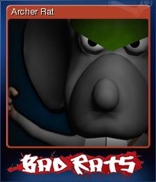 Bad Rats Card 3