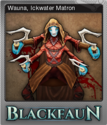 Blackfaun Foil 7