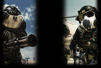 Call of Duty Ghosts Multiplayer Background Kitted Out
