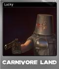 Carnivore Land Foil 2