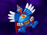 Chicken Invaders 4 - Superchick