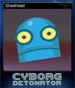 Cyborg Detonator Card 3