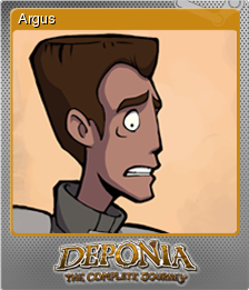 Deponia The Complete Journey Foil 1