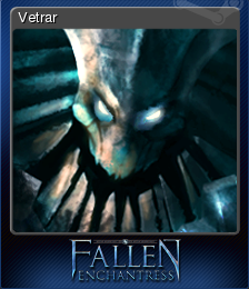 Fallen Enchantress Legendary Heroes Card 14
