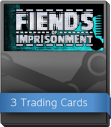 Fiends of Imprisonment Booster Pack