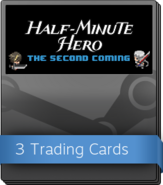 Half Minute Hero The Second Coming Booster Pack