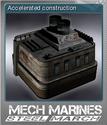 Mech Marines Steel March Foil 4