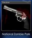 National Zombie Park Card 5