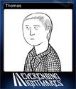Neverending Nightmares Card 5