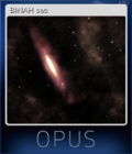 OPUS The Day We Found Earth Card 2