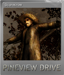 Pineview Drive Card 05 Foil