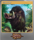 Royal Quest Foil 05