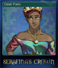 Serafina's Crown Card 1