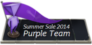 Steam Team Purple