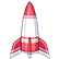 Sunrider Academy Emoticon ChigaraRocket