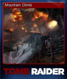 Tomb Raider Card 4