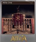 Total War ATTILA Foil 1
