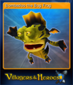 Villagers and Heroes Card 02