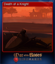 War of the Roses Kingmaker Card 5