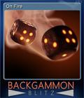 Backgammon Blitz Card 1