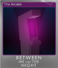 Between Me and The Night Foil 01