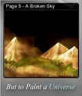 But to Paint a Universe Foil 08