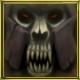 Dark Scavenger Badge Foil