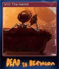 Dead In Bermuda Card 4